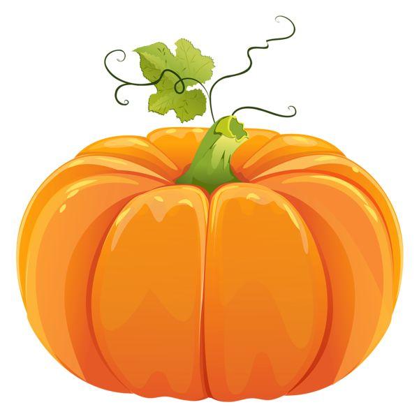 Autumn Pumpkin PNG Clipart