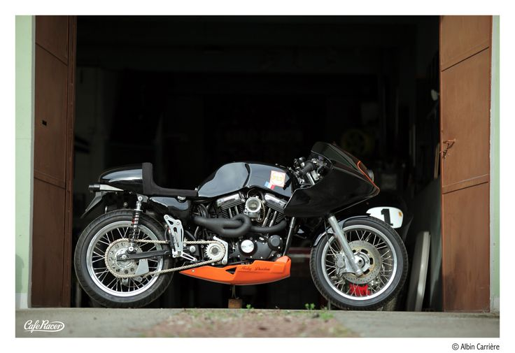 Harley-Davidson XL 1200 Sportster by PLT