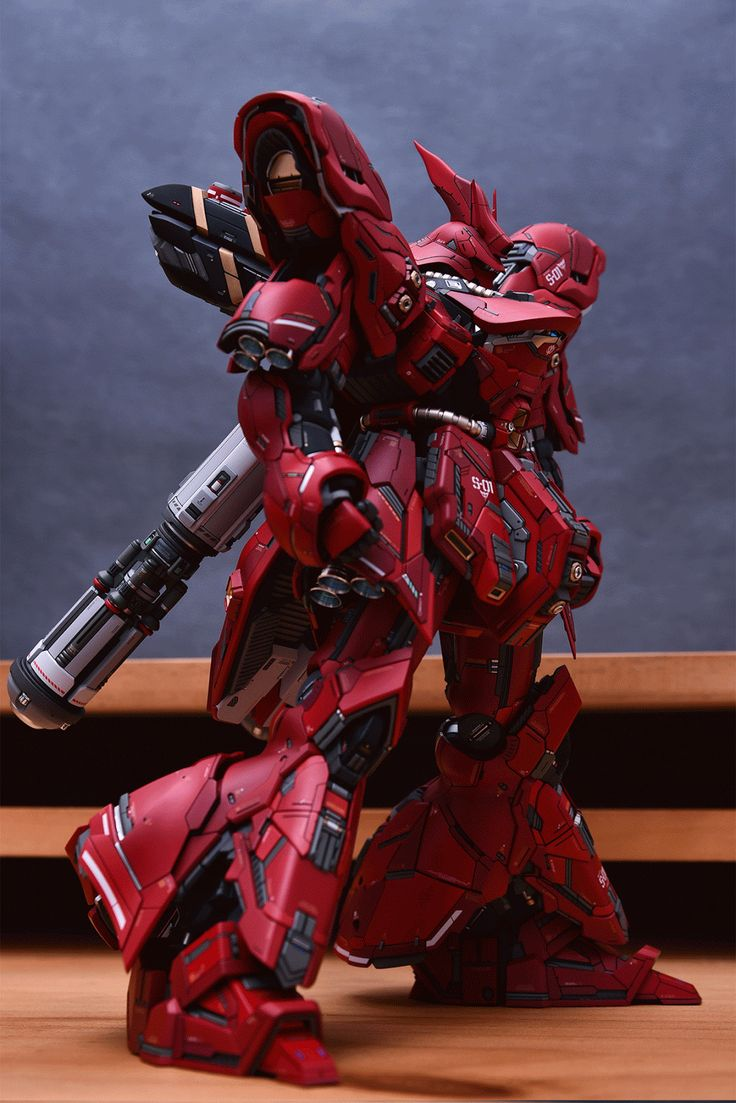 Custom Build: MG 1/100 MSN-04 Sazabi Ver. Ka [Detailed] '300,000 Yen Starting…