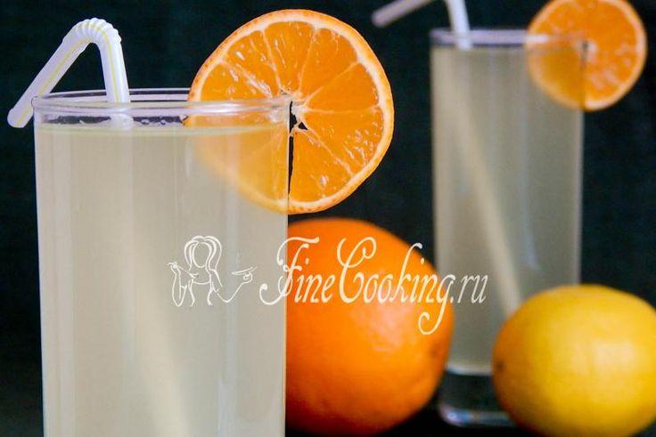 Домашний лимонад - рецепт с фото