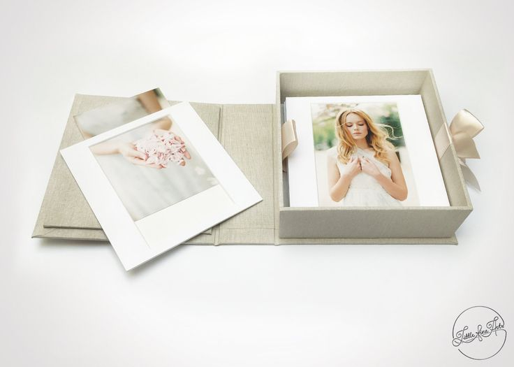 Mats Presentation Box Photo Photo Box for 58x62 by LittleFineArts