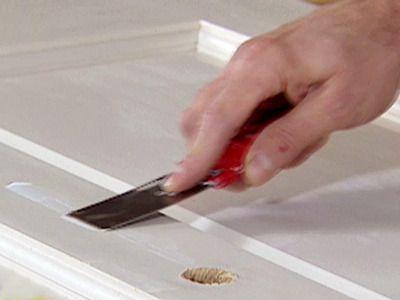 How to repaint a front door   DIY Network