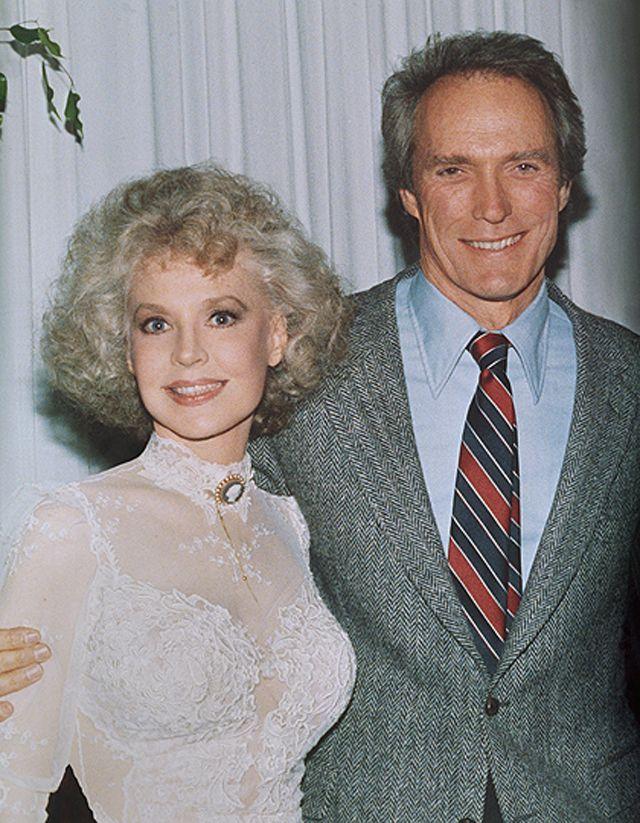 Betty Brosmer/Clint Eastwood.