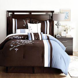 Lauren Taylor 'Joanna' 7-Piece Comforter Set - Sears