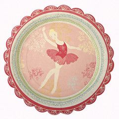 Meri Meri | Ballerina Plates | Ballerina Party Theme and Supplies – available at www.buildabirthday.co.nz