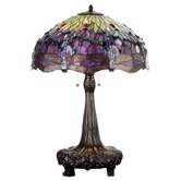 "Found it at Wayfair - 31"" H Tiffany Hanginghead Dragonfly Table Lamp -so pretty!"