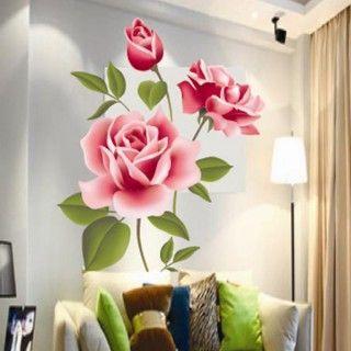 Gorgeous Flower Wall Sticker