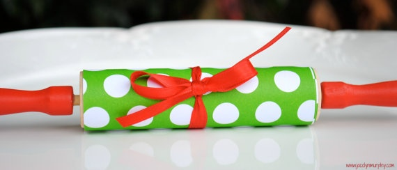 Holiday Cookie or Baking Party Invitations