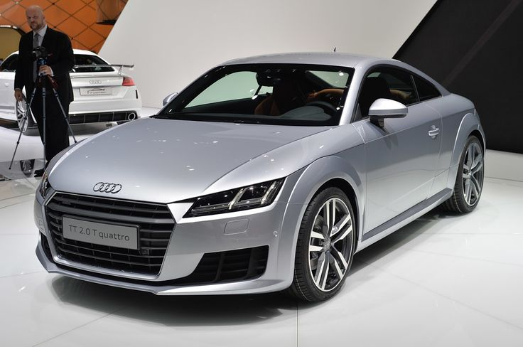 2015 Audi TT: Geneva 2014 Photo Gallery - Autoblog