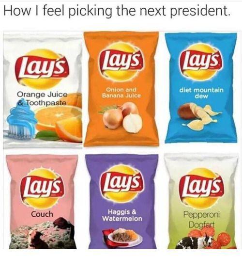 Hard choices  funny tumblr [via imgur]