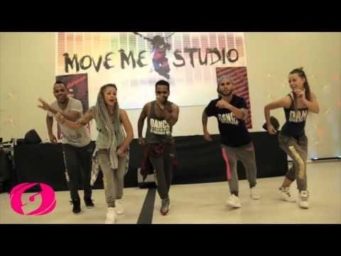 BOMBA ESTEREO - SOY YO - Salsation choreography by Alejandro Angulo - YouTube