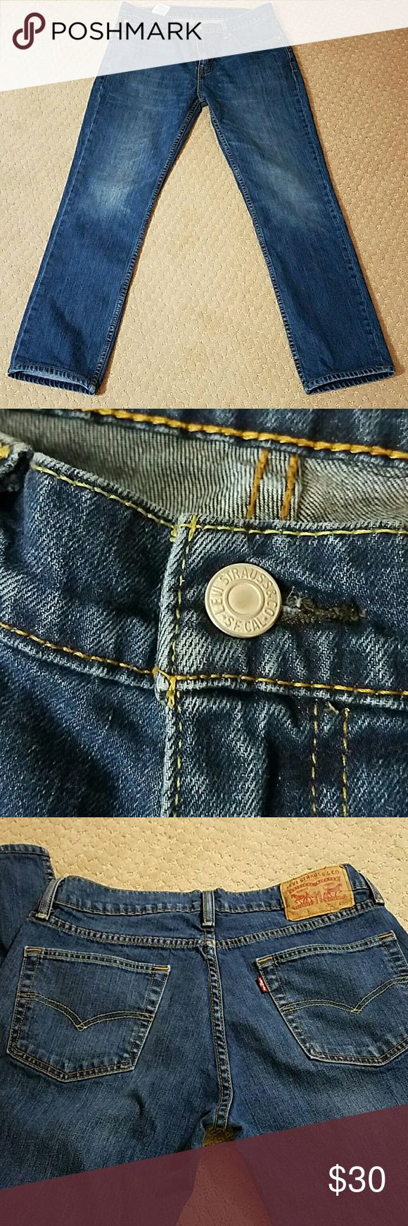 Levi's 511 jeans 33 x 30 Levi's 511 jeans 33 x 30 Levi's Jeans Straight