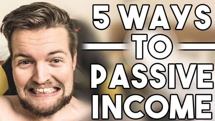 Top 5 Newbie Friendly Ways To Make Passive Income Online