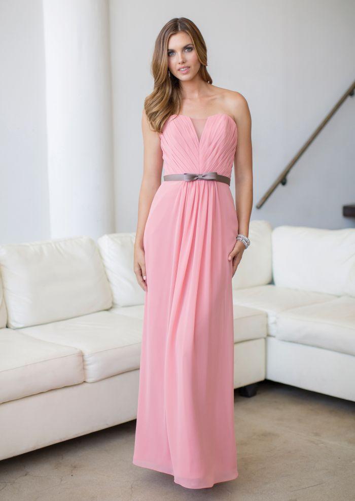 Mejores 70 imágenes de Chiffon Bridesmaid Dresses en Pinterest ...