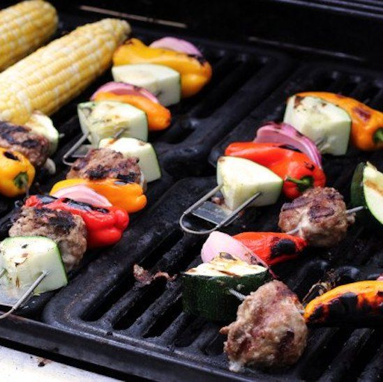 Grilled Meatballs | **Food and Drink** | Pinterest