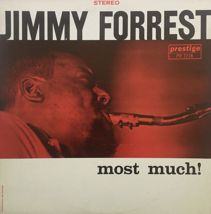 Jimmy Forrest