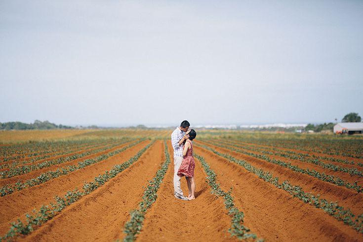 Photos of Kingscliff   Gavin and Florence on a farm by www.richardgrainger.com.au