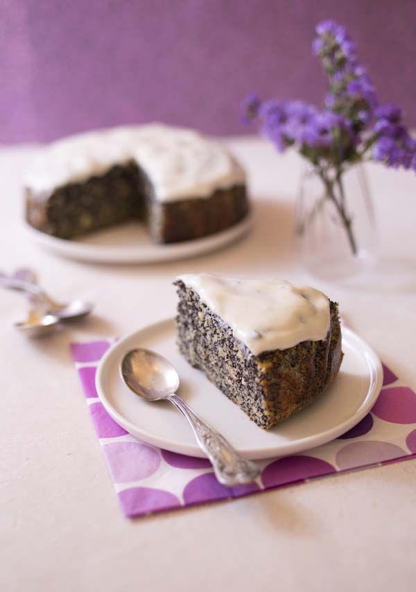 Gâteau aux graines de pavot - recette de cuisine Odelices