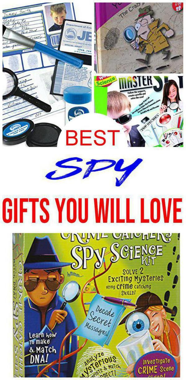 Best Spy And Detective Kit Gifts Kids Will Love Gifts For Kids