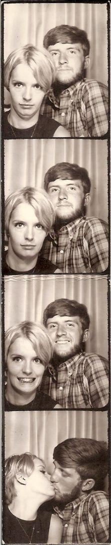#vintage #photobooth #1960s