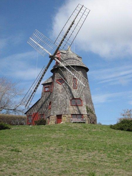 Windmills in the Hamptons, Long Island,NY