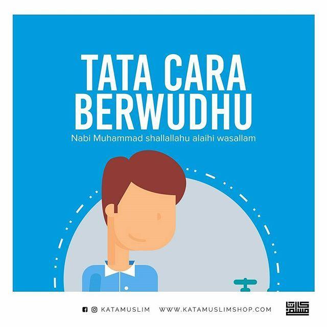 Bismillah, Alhamdulillah baru selesai desain infografis tatacara wudhu' yang Insya Allah bermanfaat sebagai media belajar untuk adek/anak sahabat muslim. . Sudah benarkah, tata cara kita berwudhu' selama ini? . Insya Allah semoga bermanfaat.. . Besok Mimin share link download poster infografis nya untuk sahabat muslim cetak gratis. .  #muslim #dakwah #sunnah #wudhu #tatacaraberwudhu #posterdakwah #illustration #infografis #infographic #islam #al-quran #sholat