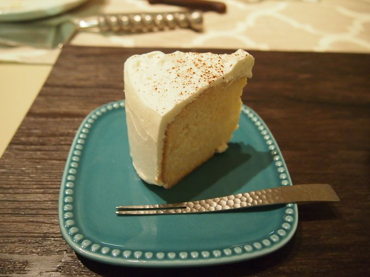 Mexican - Tres Leches Cake (トレスレチェケーキ)