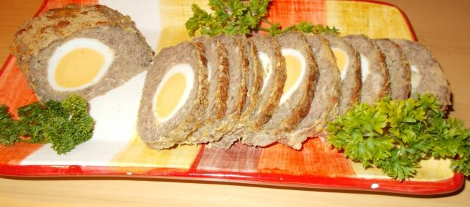 Polpettone Toscaans Gehaktbrood Lekker Pittig Gekruid recept | Smulweb.nl