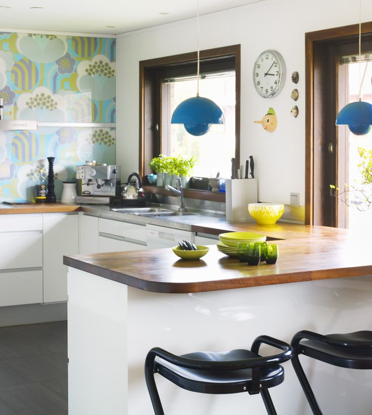 Kuchyně Inspirace: Barva - pohodlný domov