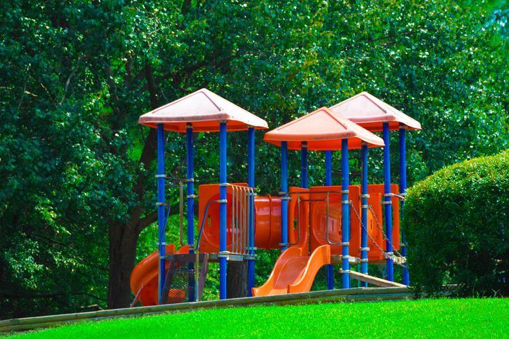 Enjoy an afternoon at the playground at Brooks Crossing Apartments in Riverdale, GA! Just south of Atlanta!