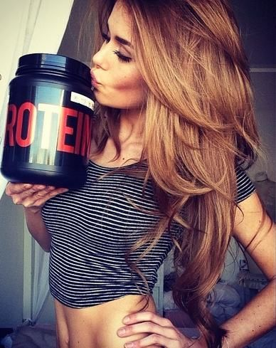 cool Do We Need Whey? - Protein Powder And Girls -