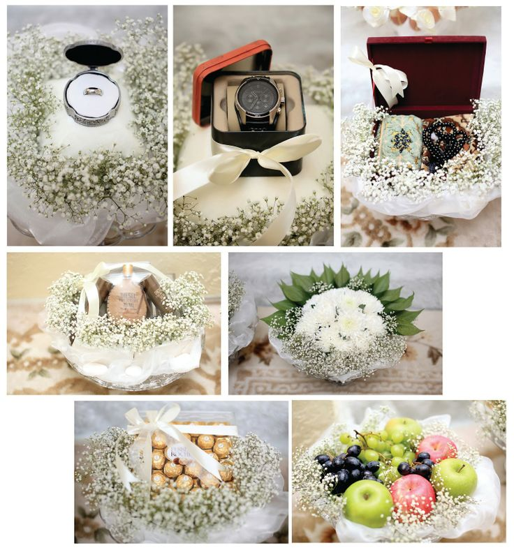 Gift Ideas For Wedding Helpers: 23 Best Images About Engagement Trays On Pinterest
