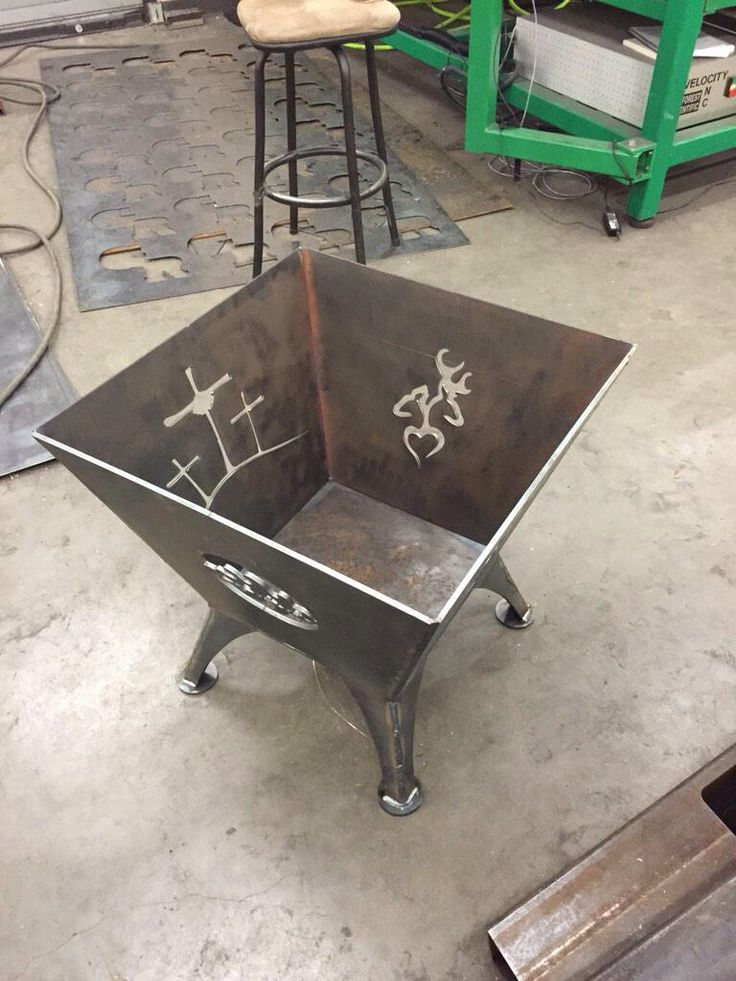 17 best images about fire pit ideas on pinterest metal for Fire pit project