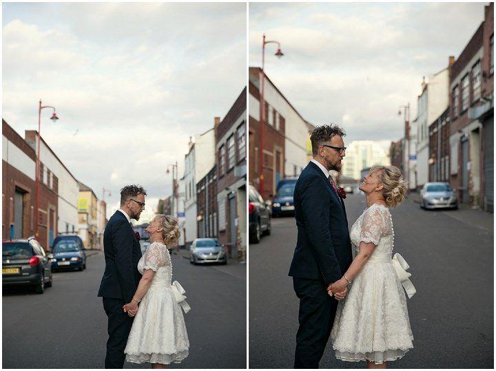 Chris and Rachel's Fabulous Fun Wedding, all Planned in 10 Weeks. By Sophie Evans
