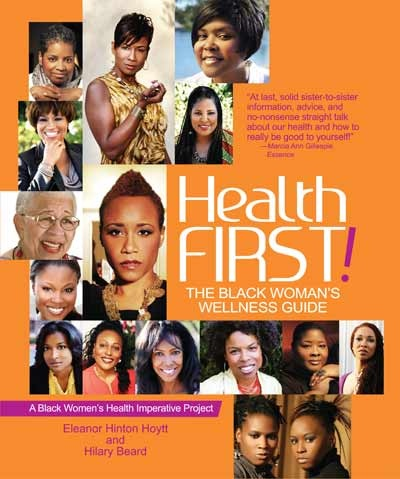 """Today, as Black women face an unprecedented health crisis, denial and self-neglect are no longer viable options."" So happy this book is coming out on Feb 1st."