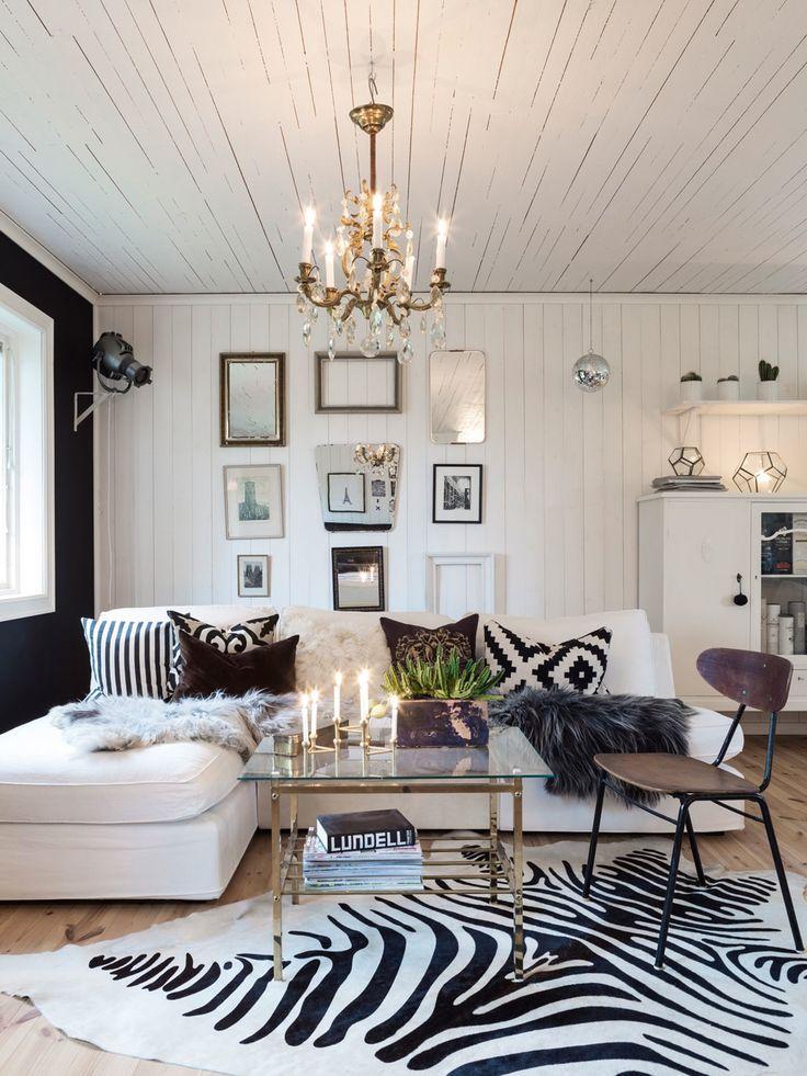 Une Maison A La Douceur Scandinave