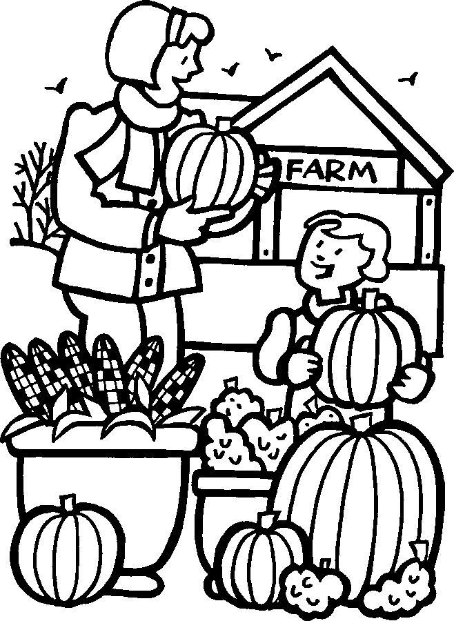 259 best Fall Coloring Pages images on Pinterest | Coloring pages ...
