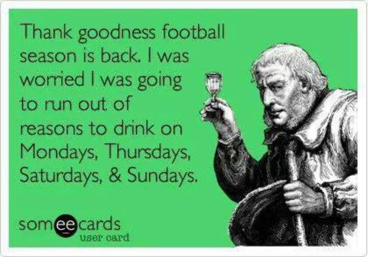 Football season!!
