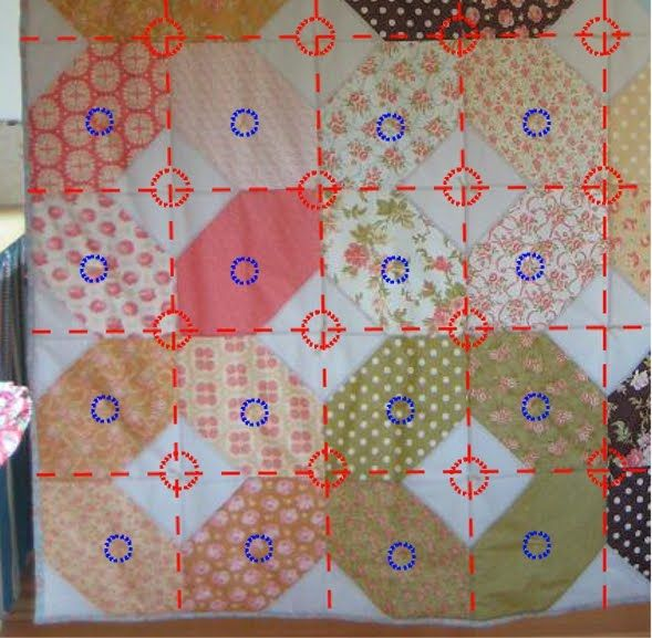 22 best Quilt Tied images on Pinterest | Knitting tutorials ... : tied quilt patterns - Adamdwight.com