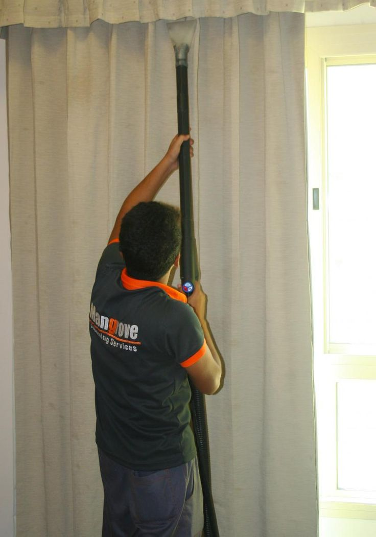 Curtains Steam Cleaning   Mangrove Cleaning Services Dubai