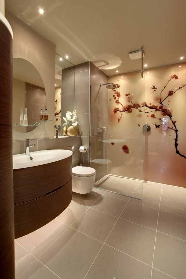 Лара крофт в ванне — 7