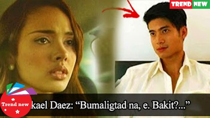 This Is Mikael Daez's Response To Lauren Young When She Asked Him To Mar...