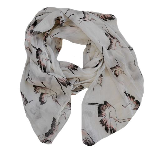#Scarves add an instant update to you look