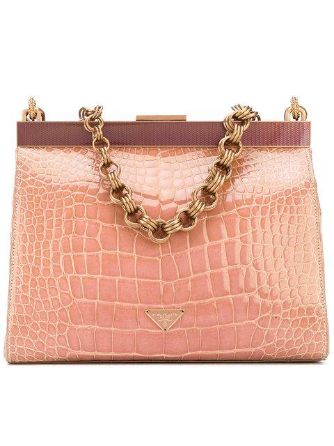 ff3be760ccf4df Prada - Vintage small handbag | BAGS | Red handbag, Prada, Vintage ...