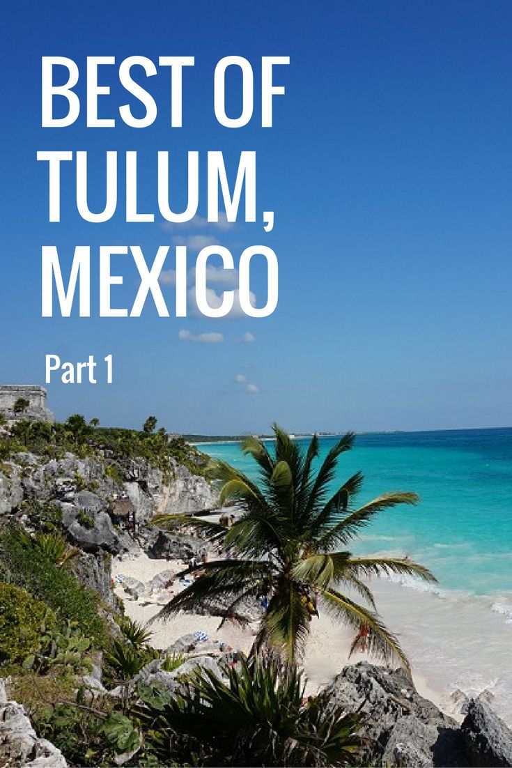 Discover the magic and beauty of Tulum in #mexico