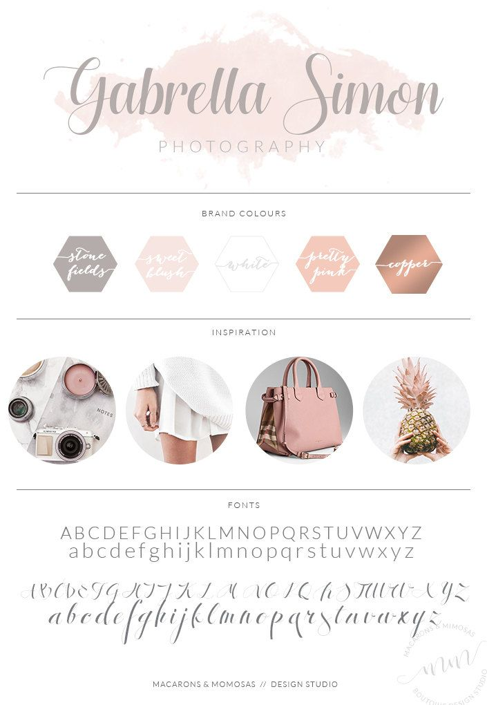 109 best Templates & Designs // Macarons & Mimosas images on ...