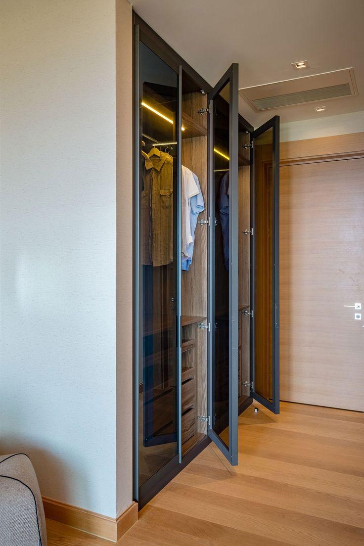 slasharchitects D House 20 #slasharchitects #interiordesign #furnituredesign #aarchitects #house #wardrobe