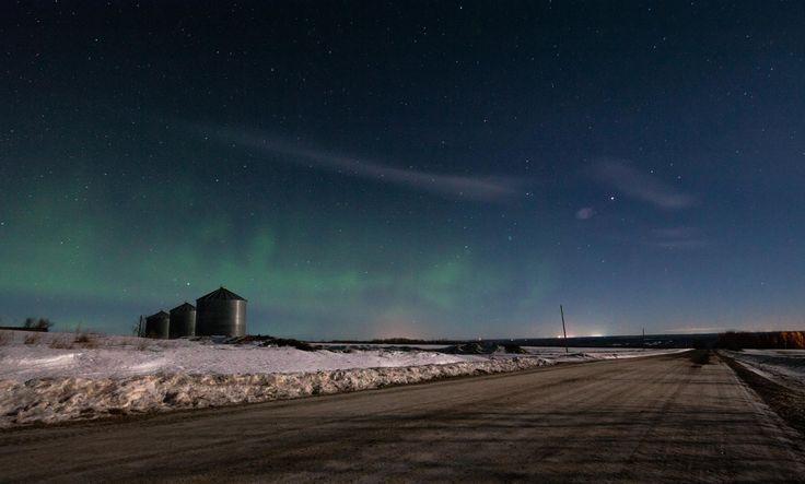 Prairie night by Paul Lavoie on 500px