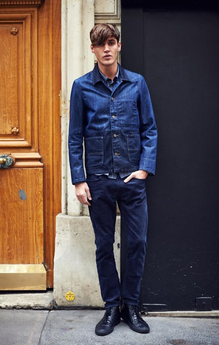 Lee Jeans Showcases Casual Denim Men\u0027s Styles for Fall