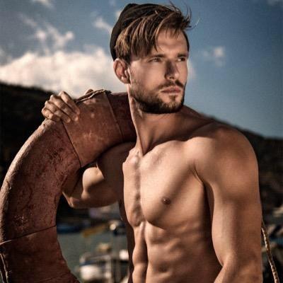Model = Oleg Sukhoverkhov